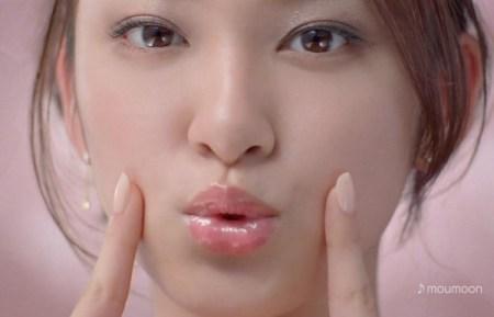 CM 資生堂 マキアージュより(画像引用:http://img.ctalde.net/2011/09/11091001-shiseido-takei5.jpg)