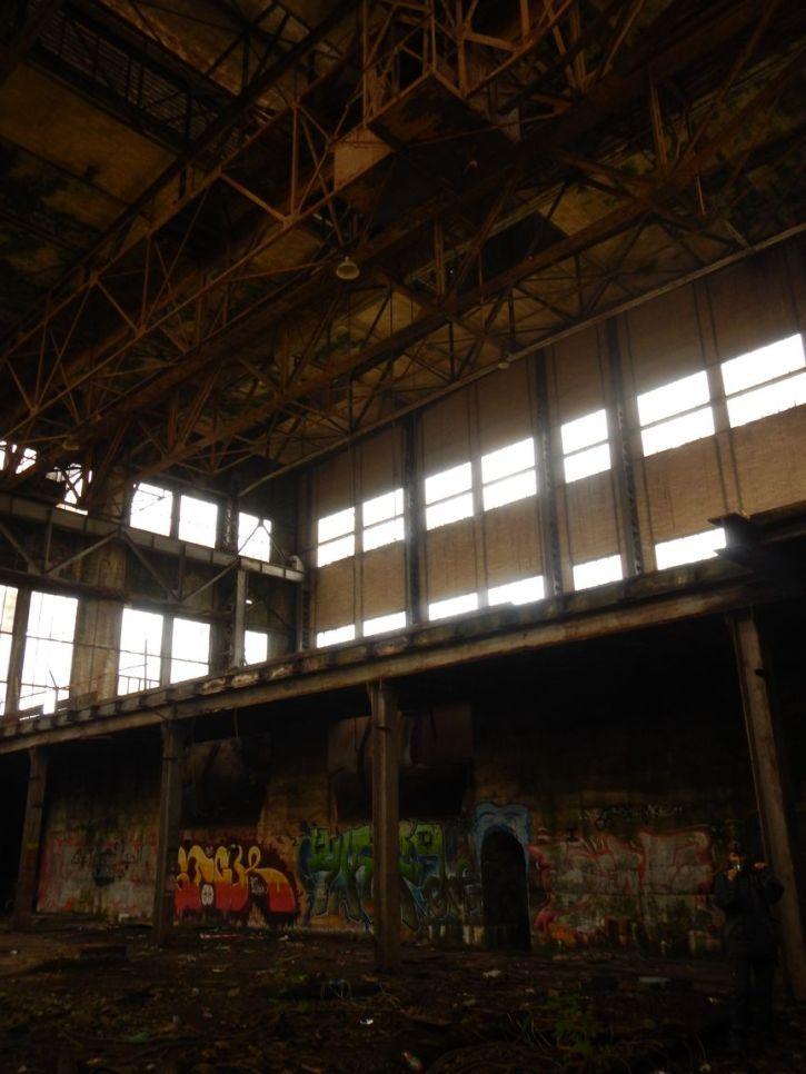 Kraftwerkhalle