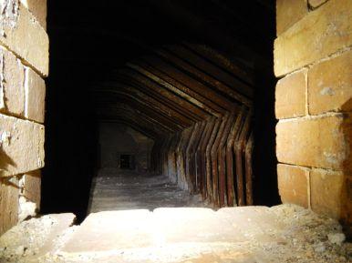 Blick in die Brennkammer