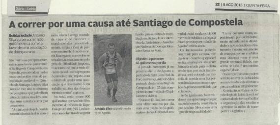 8 Agosto 2013 – Diário de Leiria