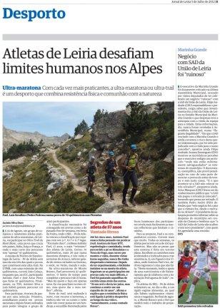 15 Julho 2012 – Jornal de Leiria