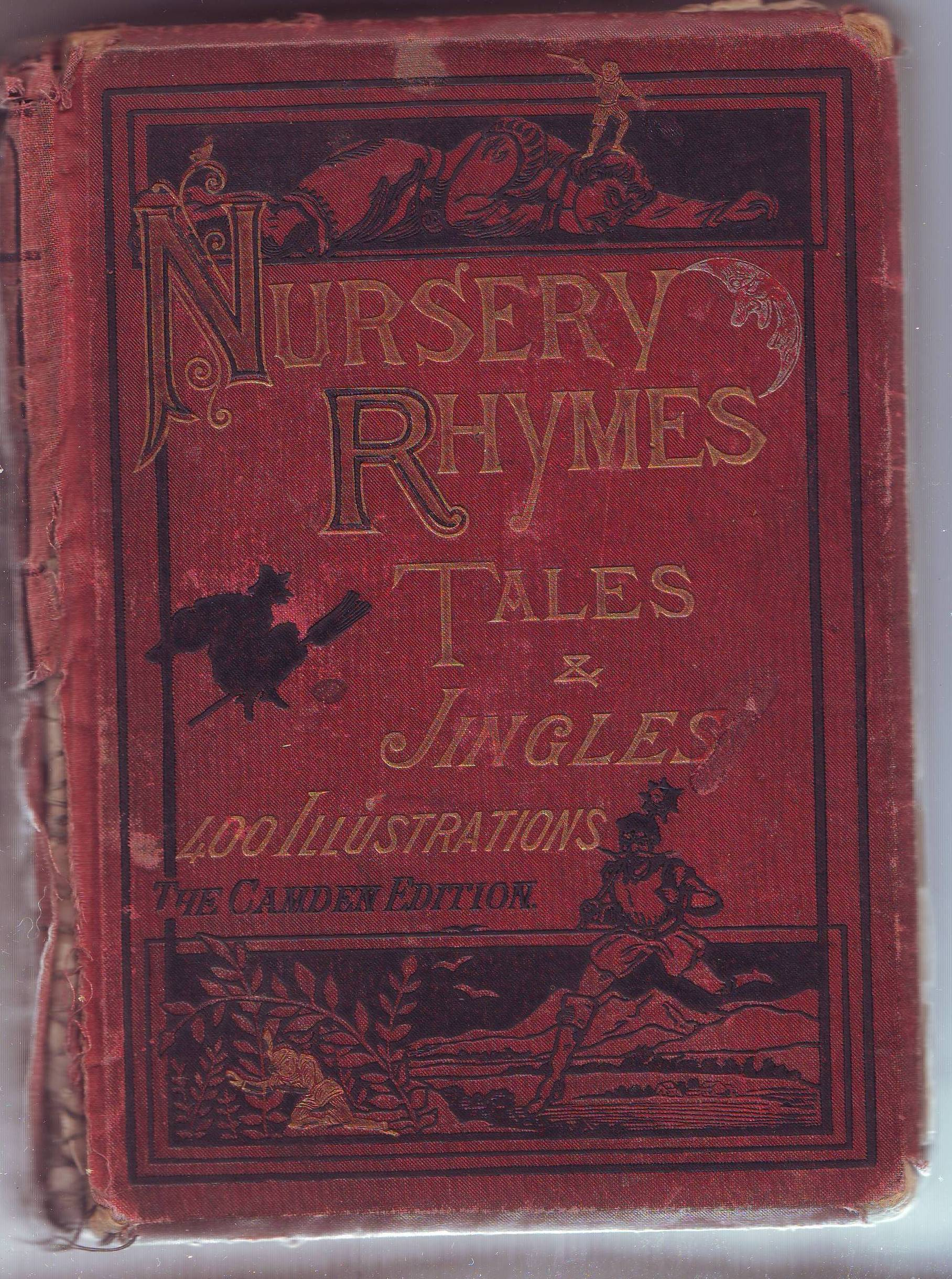 Alphabe Thursday N Is For Nursery Rhymes