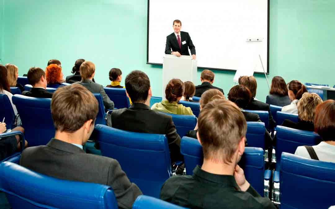 Tips for surviving your presentation in English and even enjoying it!