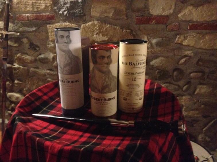 L'angolo del whisky