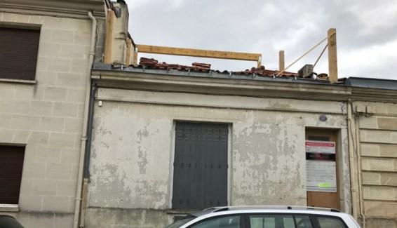 Échoppe à rénover - surélévation échoppe à Bordeaux - Façade - Blog Bordeaux Ne le dites a Personne #façade #échoppe #échoppebordelaise #maisonbordelaise #rénovation #surélevation #bordeaux #blogbordeaux