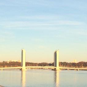 Pont Chaban Delmas Bacalan - City Guide Bordeaux - Blog Bordeaux Ne le dites a personne #Bordeaux #CityGuideBordeaux #PontChabanDelmas