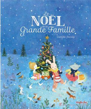 Couverture livre Le Noel de la grande famille - Beaux livres jeunesse pour noel - Blog Maman Ne le dites a Personne #livreenfant #albumjeunesse #blogenfant #blogmaman #lelapindevelours #lenoeldelagrandefamille #Livrenoel #noel #neleditesapersonne