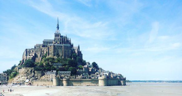 Le Mont Saint Michel a voir en famille pendant les vacances en Normandie - Blog famille et grossesse Ne le dites a personne #montsaintmichel #vacancesennormandie #quoifaireennormandie #vacancesenfamille