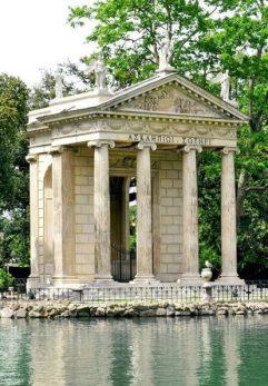 La Villa borghese Rome _ week end a Rome depuis Bordeaux _ Blog Voyage Ne le dites a personne #villaborghese #rome #visiterome #blogvoyage