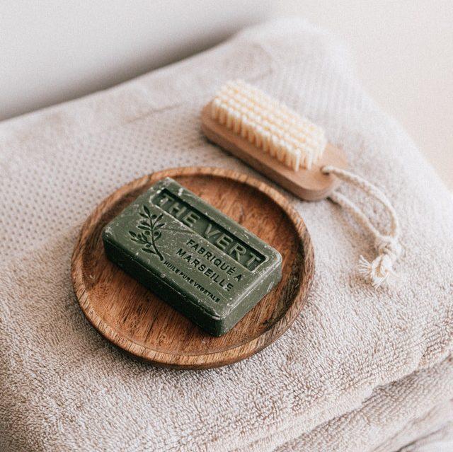 Un joli porte-savon - L'histoire du savon fou - Blog Ne le dites a personne #portesavon #savon #algorithme