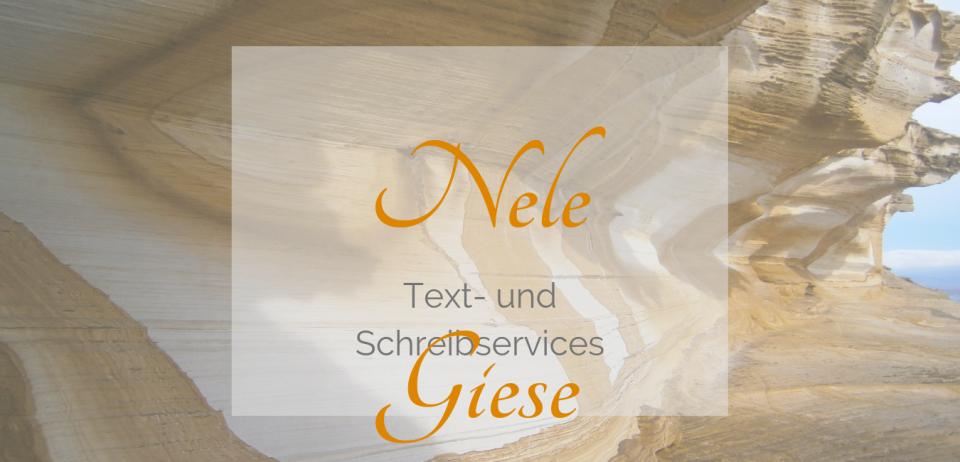Nele Giese Writer