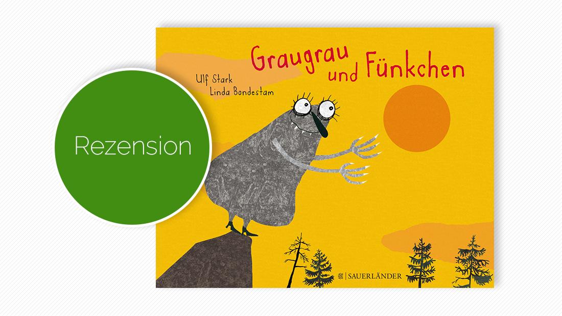 """Coverbild vom Buch """"Graugrau und Fünkchen"""""""