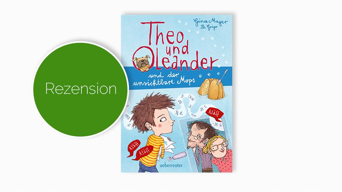 Cover vom Buch: Theo und Leander