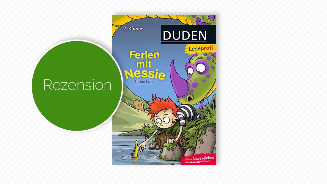 Cover vom Buch: Ferien mit Nessie