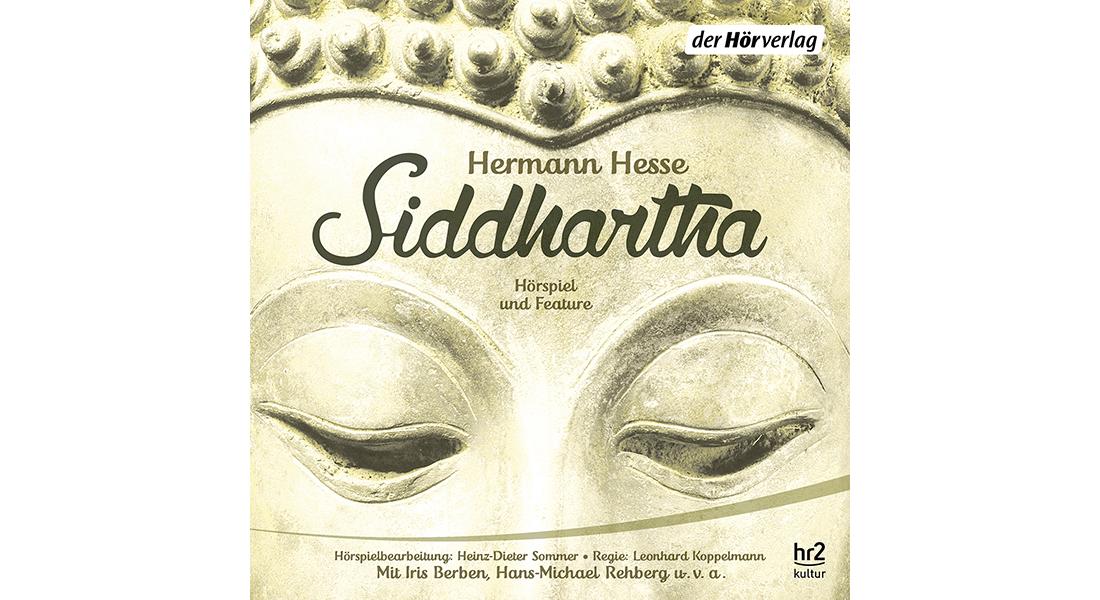 "Cover vom Hörspiel ""Siddhartha"""