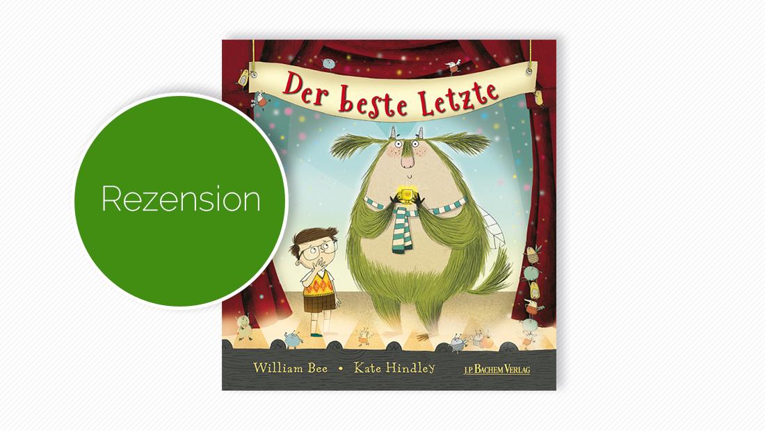 """Cover vom Kinderbuch """"Der beste Letzte"""""""