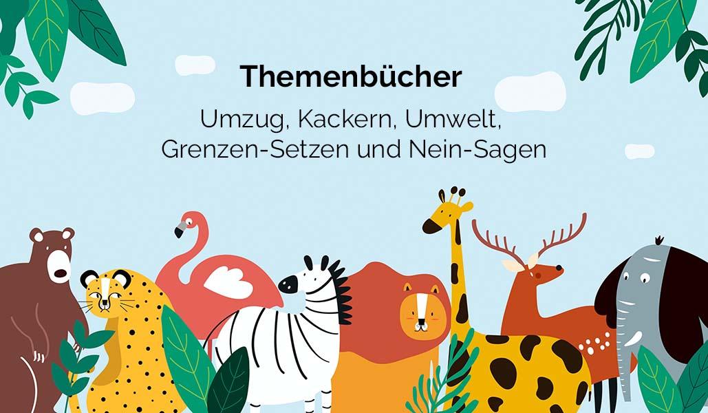 Coverbild zur Folge Themenbücher für Kinder
