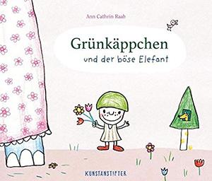 Cover vom Bilderbuch Grünkäppchen und der böse Elefant