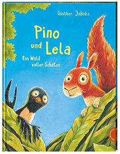 Cover vom Bilderbuch Pino und Lela