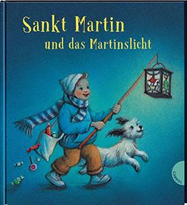 Cover vom Bilderbuch Sankt Martin und das Martinslicht