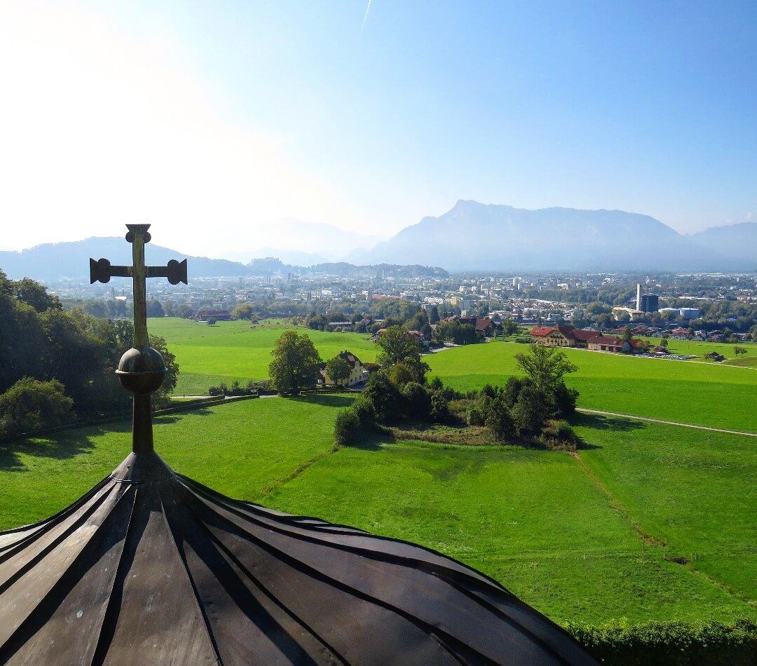 Die Kirchenstadt Salzburg: Das Rom des Nordens