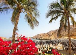 Muscat Hills Resort oman