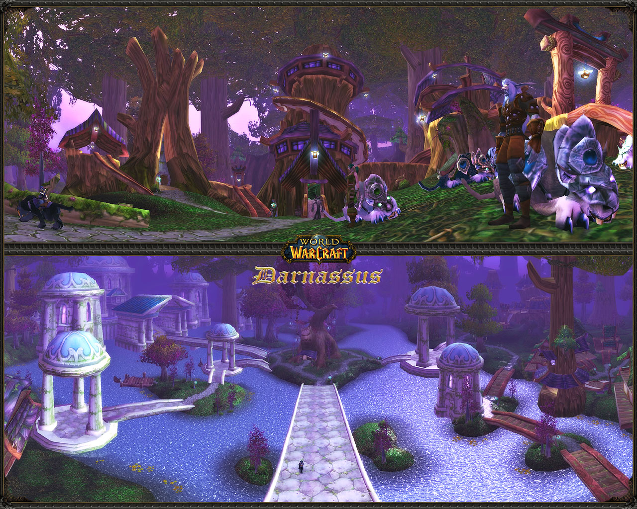 Hello All About Night Elves From WoW Just Another