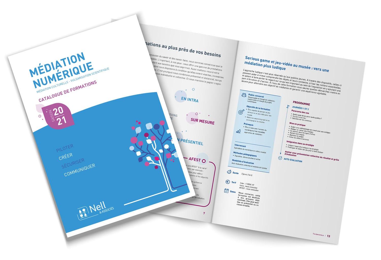 Catalogue Formation Médiation digitale