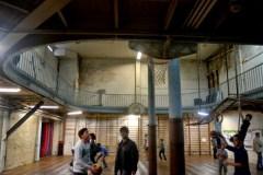 Worlds oldest surviving Basketball Court