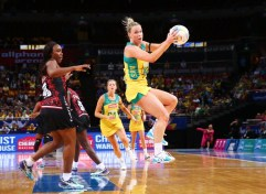Australia at the Netball World Cup