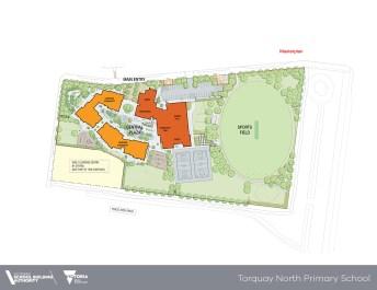 Torquay North PS Masterplan