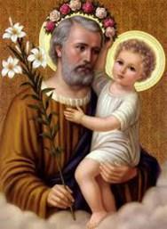 San Giuseppe con il Giglio