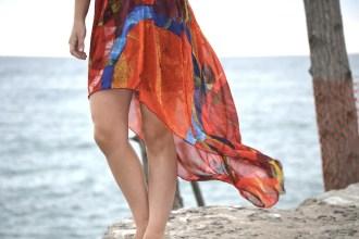 Summer maxi dresses, maxi dresses pinterest, red maxi dress, summer beach looks, summer wedding looks, summer fashion favourites, marshalls dresses, fashion blogger, Toronto style blogger,