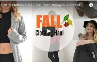 fall fashion haul youtube, fashion haul 2015, fall fashion 2015, what to buy for fall 2015, fall 2015 shopping youtbue, joe fresh fall 2015, fashion haul 2015, fall haul 2015, fall youtube haul