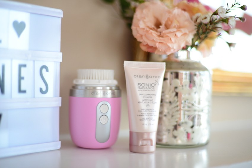 Pink Mia Fit Clarisonic