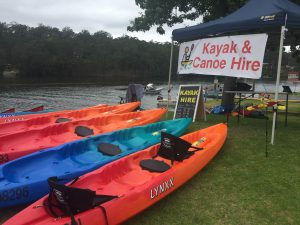 Batemans Bay Paddle Challenge Kayak Hire
