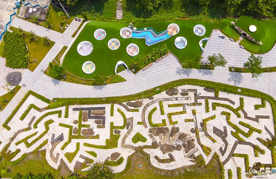 高雄新亮點 澄清湖 迷宮花園,親子玩樂好去處、郊遊囉