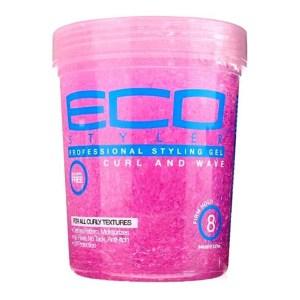 Eco Styler Gel sin alcohol Curl& Wave 946ml para definir cabello ondulado o rizado.En Tenerife.Canarias.Nelly Style