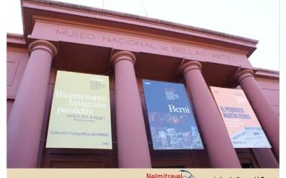 Museo de Bellas Artes Buenos Aires, Angel della Valle, Museums to visit in Buenos Aires, La Recoleta