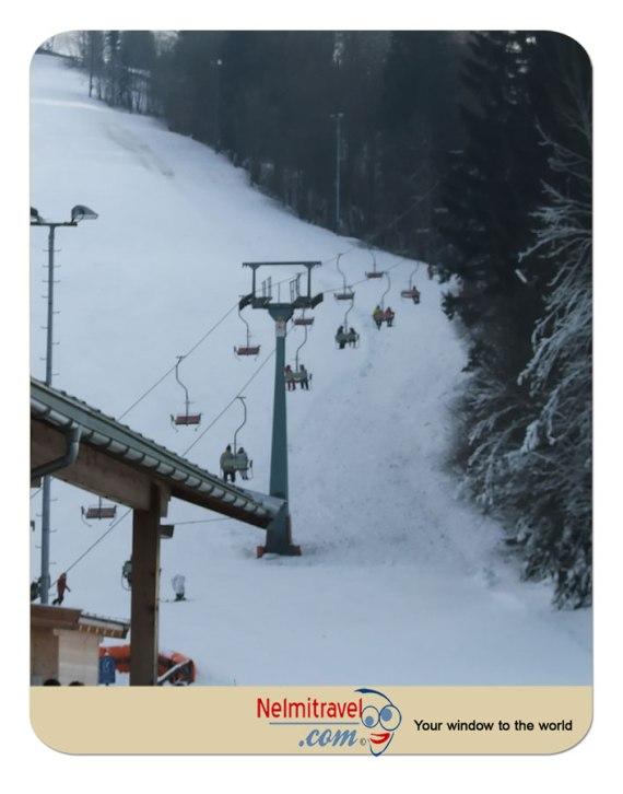 Ski slopes St Johann, Skiing in St Johann Austria, Ski Austria, Skiing in Austria, St Johann;