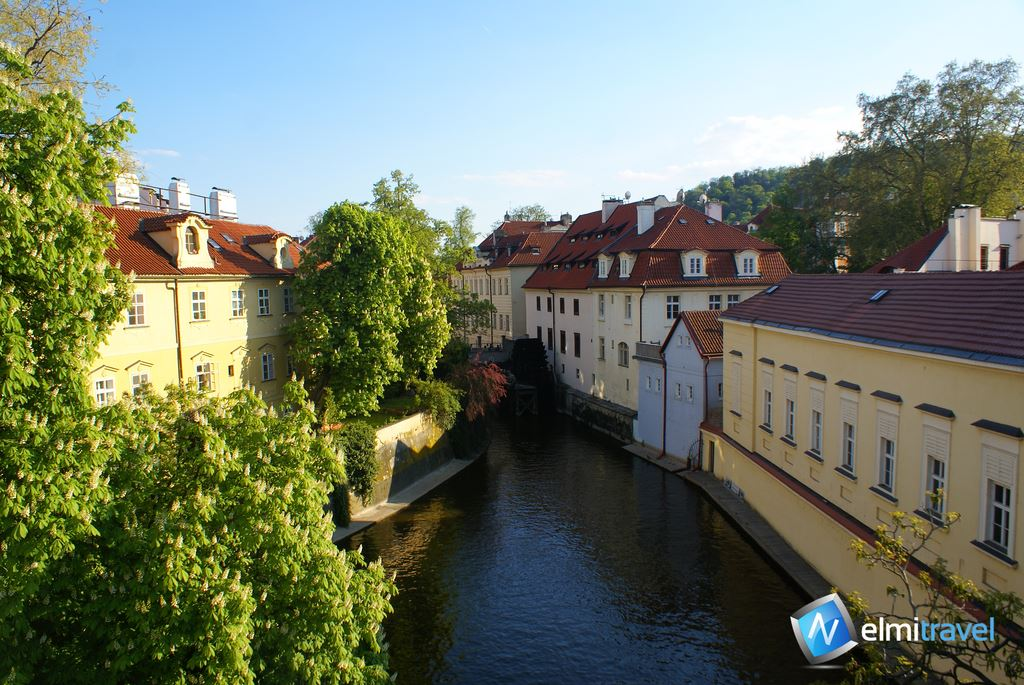 Kampa Island; Kampa Island Prague; Nelmitravel; Kampa Island History; Sightseeing in Prague; Places to visit in Prague
