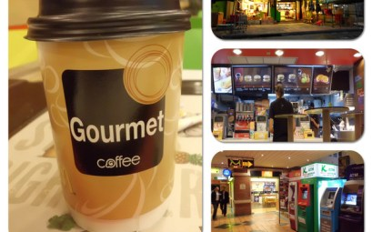 Coffee in Bangkok; Coffee Koasan Road; McDonald`s in Koasan Road;