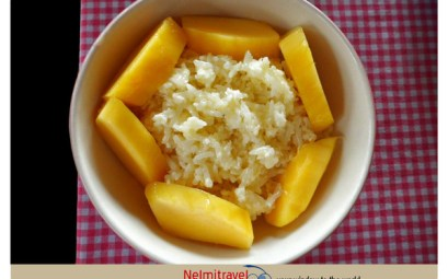 Sticky rice and Mango; Thai Sticky rice and Mango; Khao Niaow Ma Muang; Thai Dessert; Recipe Sticky Rice; Photo Sticky Rice and Mango; Rice Dessert; Rice and Milk; Thai Food