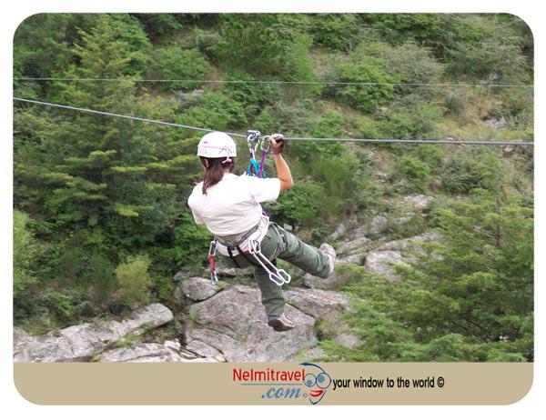 Tirolesa,Zip-Line,La Cumbrecita;Cordoba;Zip lining;Zip Lining Argentina;Zip Line adventures