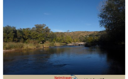 La Bolsa; Cordoba; Argentina; River; Nature; Tranquility; Places to visit in Cordoba