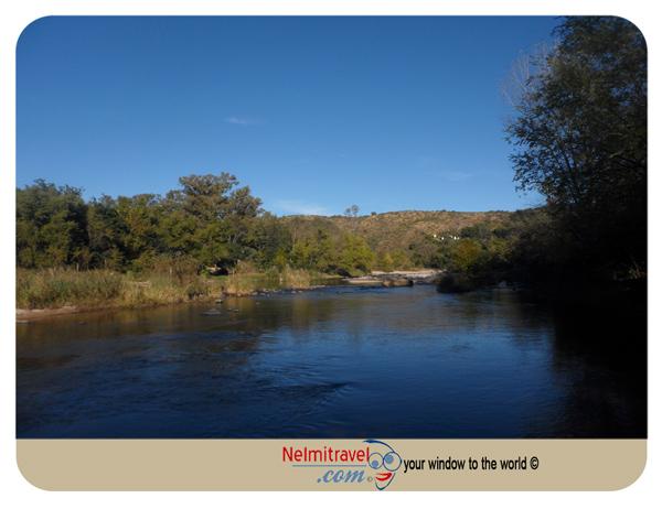 La Bolsa; Cordoba; Argentina; River; Nature; Tranquility; Places to visit in Cordoba
