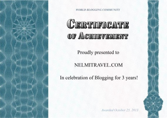 Bog Anniversary; nelmitravel; traveling; travel blog; travel more; how to travel; budget travel; cultural travel; travel reviews;