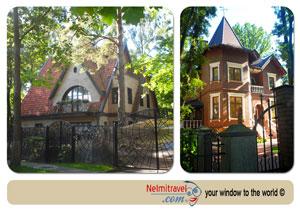 Svetlogorsk; Svetlogorsk Kaliningrad; Houses and Accommodation Svetlogorsk;