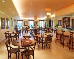 Jerseys Restaurant, Aromas Restaurant, The Ocean Restaurant, The little Thai Restaurant