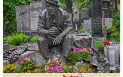 Novodevichy Cemetery, Новоде́вичье кла́дбище, Novodevichye kladbishche, Moscow Cemeteries;